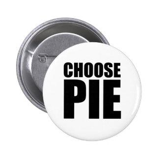 Choose Pie Button