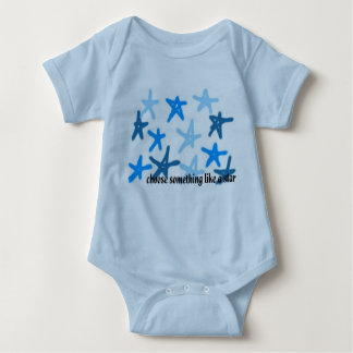 Choose Something Like A Star. Baby Bodysuit