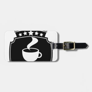 choose the coffee bag tag