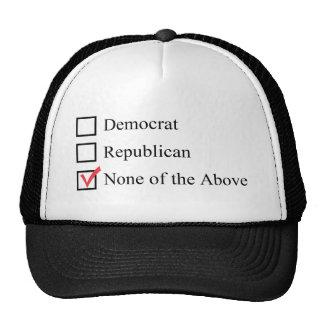 Choose the Constitution Cap Trucker Hat