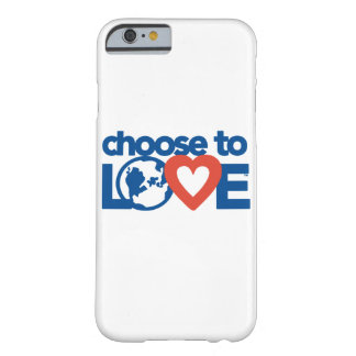 Choose to Love iPhone 6/6S Case