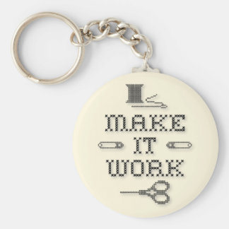 Choose Your Background Color Fashion Key Chains