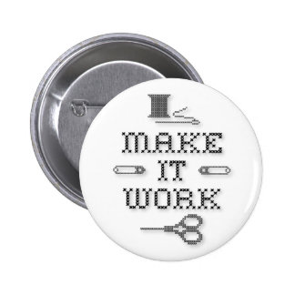 Choose Your Background Color Pinback Button
