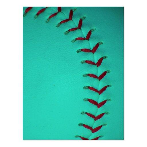 Choose Your Color Baseball - Softball Postcards