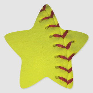 Choose Your Color Baseball - Softball Stickers