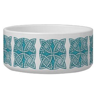 Choose Your Color Celtic Knot Decorative Pattern Bowl