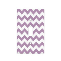 choose your color chevron zigzag pattern light switch cover