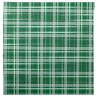 Choose Your Color Cozy Plaid Fabric Napkins