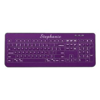 CHOOSE YOUR COLOR Custom Wireless Keyboard