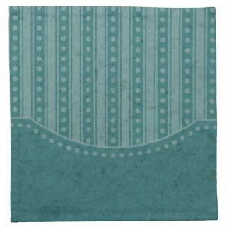 Choose Your Color Dainty Stripes Fabric Napkins