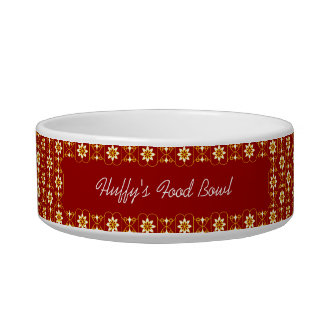 Choose Your Color Edelweiss Pet Bowl
