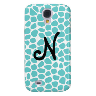 Choose Your Color Giraffe Print Galaxy S4 Cover