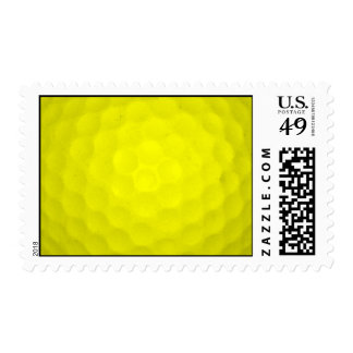 Choose Your Color Golf Ball Postage