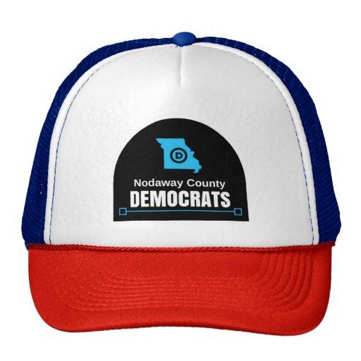 Choose your color -- Nodaway County Democrats Hat