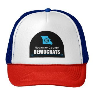 Choose your color -- Nodaway County Democrats Hat