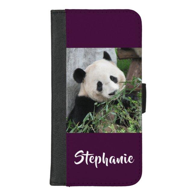 CHOOSE YOUR COLOR Panda Purple Default Custom