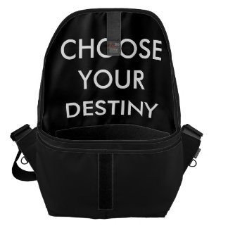 Choose Your Destiny Carry-On Messenger Bags