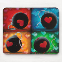 Choose your flavor mouse pad