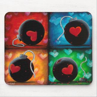 Choose your flavor mouse pad