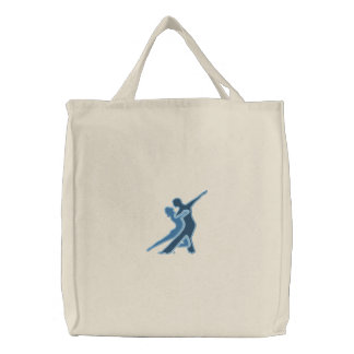 Choose Your Logo Colors Embroidered Bag