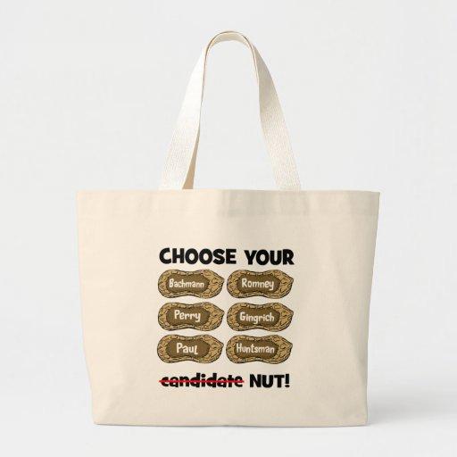 choose your nut bag