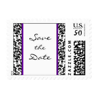 Choose Your Own Color Save the Date postage