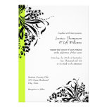 Choose Your Own Color Wedding Invitations