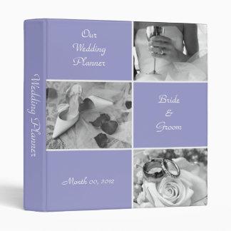 Choose Your Own Color Wedding Planner Binder