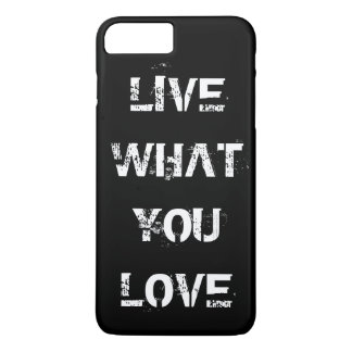 Choose your own text, image & background color iPhone 8 plus/7 plus case