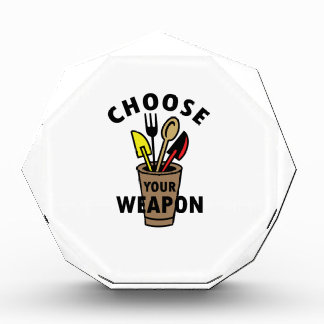 CHOOSE YOUR WEAPON AWARD