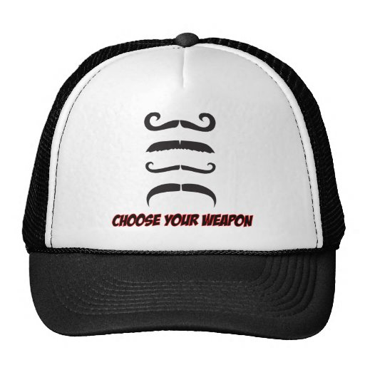 Choose Your Weapon Hat