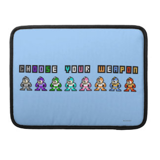 Choose Your Weapon MacBook Pro Sleeve