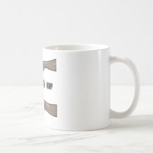 choose your weapon coffee mug