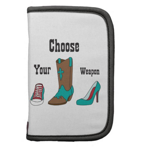 Choose Your Weapon Organizer