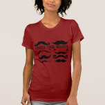 Choose your weapon Stache Tee Shirt