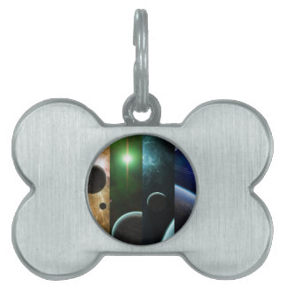 Choose Your World Pet ID Tag