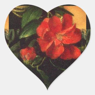 Choosing Camilias Heart Sticker