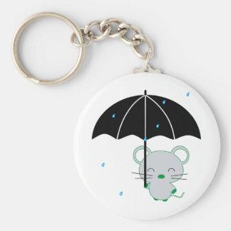 chootan y paraguas llavero redondo tipo pin