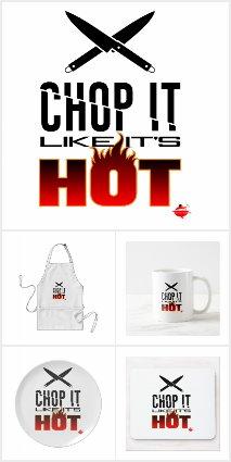 Shop Cooking Clarified: Chop it Like it's Hot!