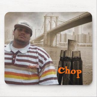 Chop Mousepad