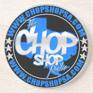 CHOP SHOP COSTERS COASTER