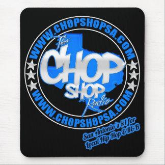 CHOP SHOP MOUSE PAD