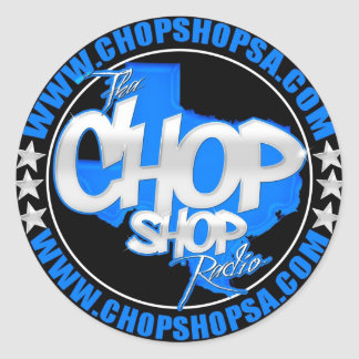 CHOP SHOP STICKERS