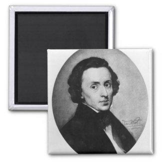 Chopin, 1858 refrigerator magnets
