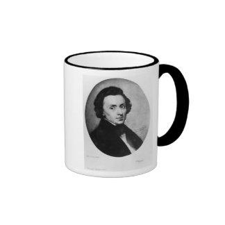 Chopin, 1858 coffee mug