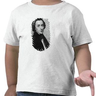 Chopin, 1858 camiseta