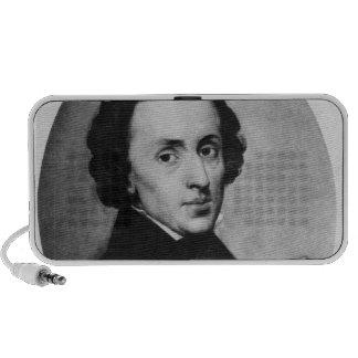 Chopin, 1858 iPod speakers