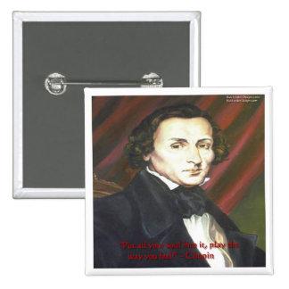 Chopin cómo jugar tarjetas y camisetas de regalos