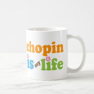 Chopin Gift Girls Mug