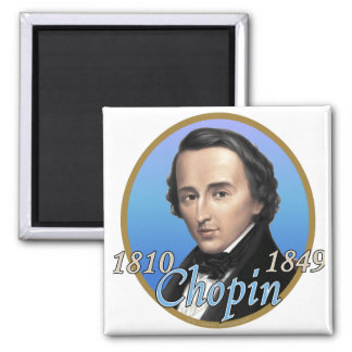 Chopin Imán Cuadrado